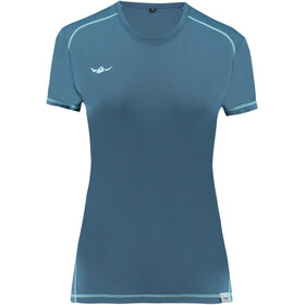 Kaikkialla Tiina Shortsleeve Shirt Women teal